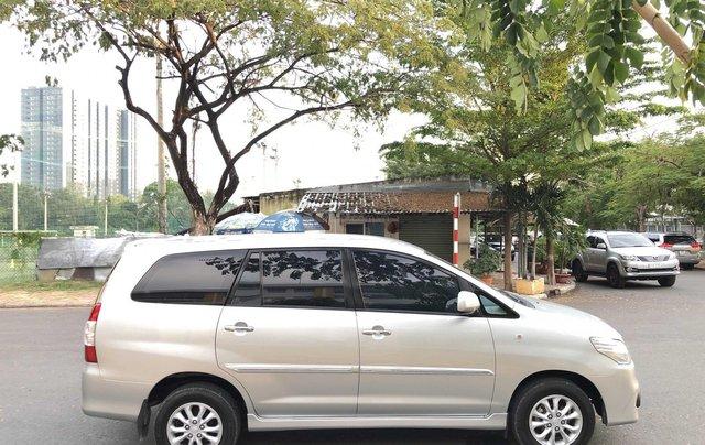 Toyota Innova 2.0G - số tự động - đẹp nhất Sài Gòn4