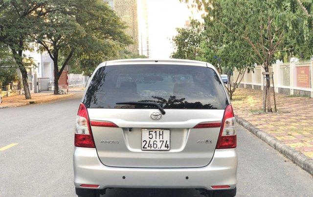 Toyota Innova 2.0G - số tự động - đẹp nhất Sài Gòn6