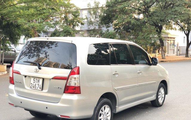 Toyota Innova 2.0G - số tự động - đẹp nhất Sài Gòn7