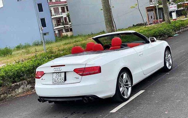 Xe Audi A5 2010, màu trắng, nhập khẩu nguyên chiếc3