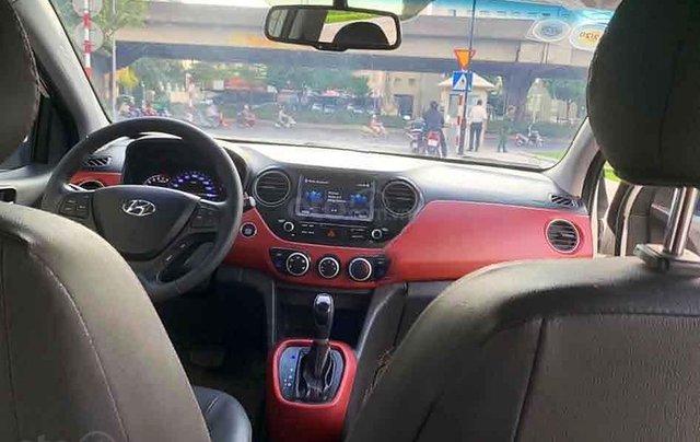 Bán Hyundai Grand i10 2019, màu trắng số tự động1