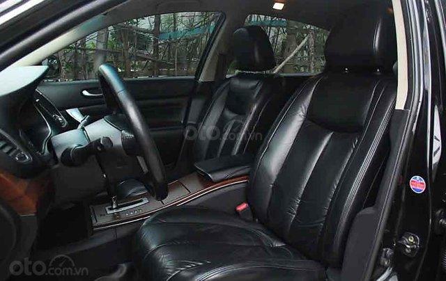 Cần bán Nissan Teana đời 2010, màu đen, nhập khẩu, giá chỉ 395 triệu3