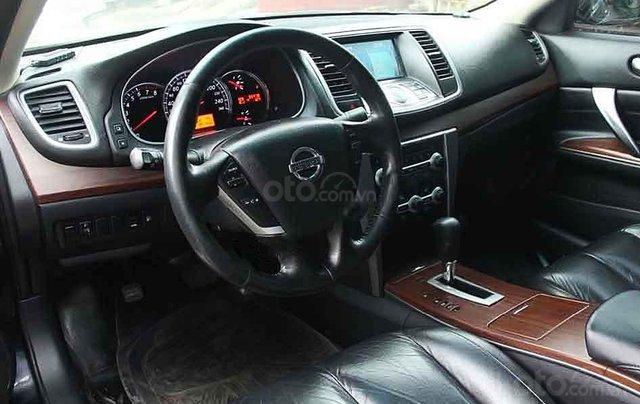 Cần bán Nissan Teana đời 2010, màu đen, nhập khẩu, giá chỉ 395 triệu1