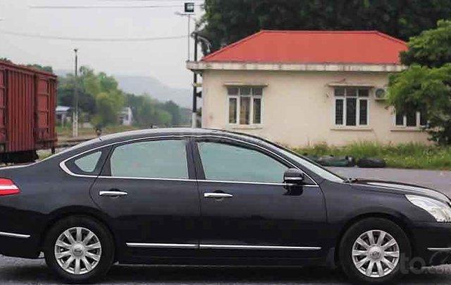 Cần bán Nissan Teana đời 2010, màu đen, nhập khẩu, giá chỉ 395 triệu4