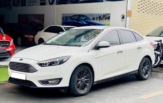 Xe Ford Focus Titanium 1.5L 2018 - 560 triệu0
