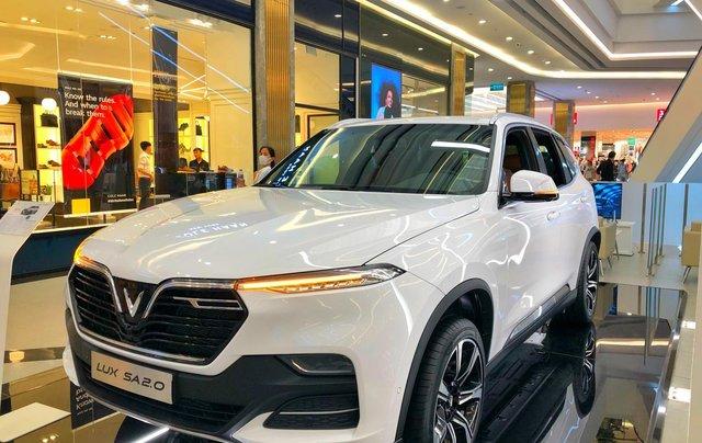 VinFast Lux SA 2020 - Siêu khuyến mãi - Giảm 359 triệu - Chỉ cần trả trước 127 triệu và phí đăng kí nữa là nhận xe0