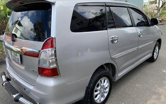 Cần bán Toyota Innova năm sản xuất 2015, giá thấp, động cơ ổn định11
