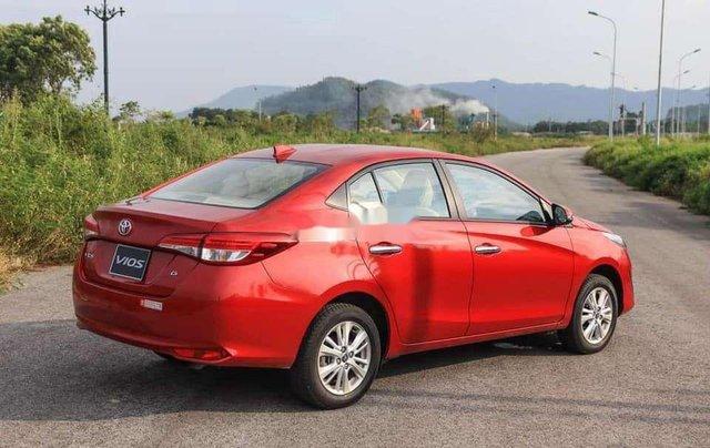Bán ô tô Toyota Vios CVT năm sản xuất 2020, giá tốt3