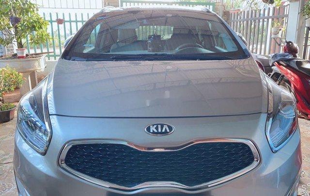 Bán xe Kia Rondo năm sản xuất 2016, màu bạc, xe nhập chính chủ, giá 460tr1