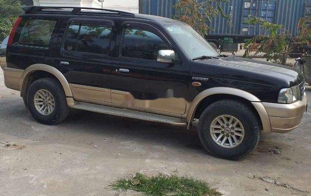 Bán xe Ford Everest sản xuất 2006, nhập khẩu nguyên chiếc, giá chỉ 235 triệu4