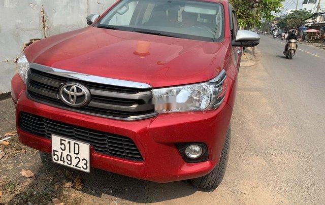 Bán nhanh chiếc Toyota Hilux năm 2020, nhập khẩu0
