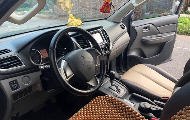 Bán Mitsubishi Triton năm sản xuất 2016, màu xám, nhập khẩu, giá chỉ 455 triệu9
