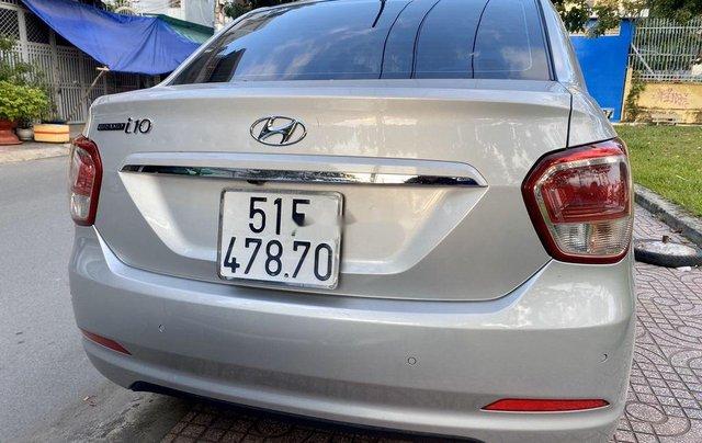 Cần bán gấp Hyundai Grand i10 sản xuất 2017, nhập khẩu giá cạnh tranh5