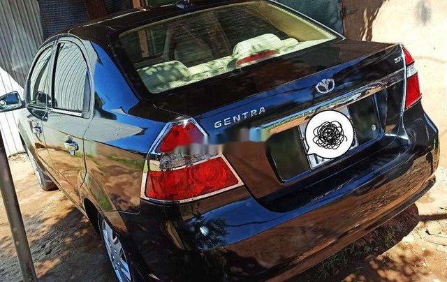 Cần bán xe Daewoo Gentra đời 2007, màu đen5