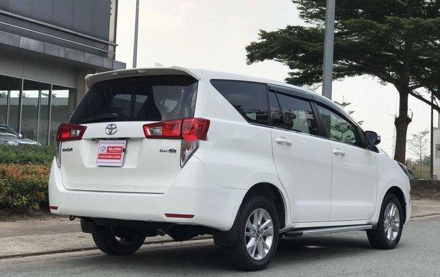 Bán Toyota Innova sản xuất năm 2017, xe chính chủ còn mới2