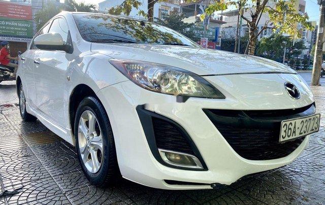 Xe Mazda 3 năm sản xuất 2009, xe nhập còn mới, giá tốt5
