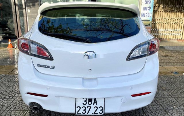 Xe Mazda 3 năm sản xuất 2009, xe nhập còn mới, giá tốt3