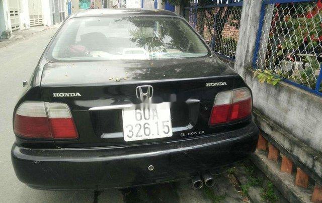 Cần bán xe Honda Accord đời 1997, màu đen, xe nhập chính chủ 2