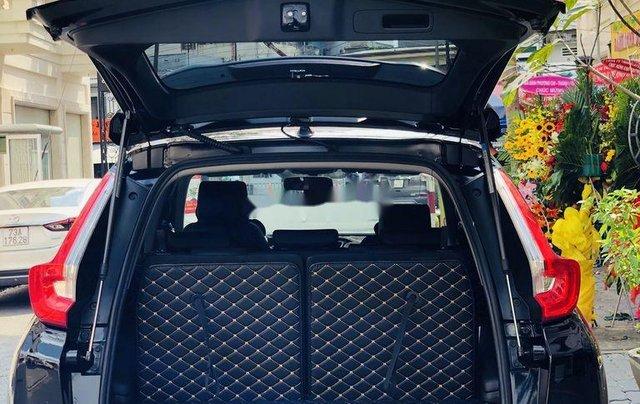 Bán Honda CR V sản xuất 2019, màu đen, nhập khẩu 4