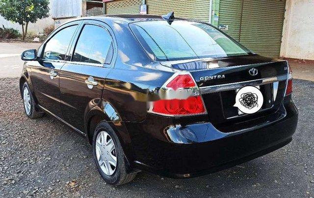 Cần bán xe Daewoo Gentra đời 2007, màu đen3