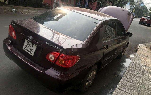 Bán xe Toyota Corolla Altis 1.8G năm 2002, giá ưu đãi5