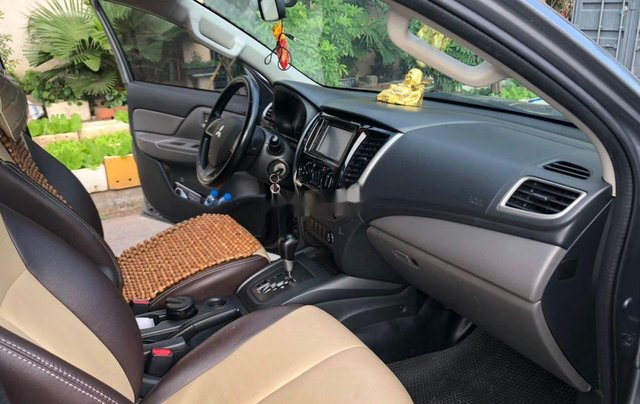 Bán Mitsubishi Triton năm sản xuất 2016, màu xám, nhập khẩu, giá chỉ 455 triệu7