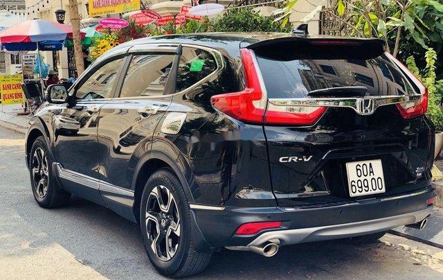 Bán Honda CR V sản xuất 2019, màu đen, nhập khẩu 3