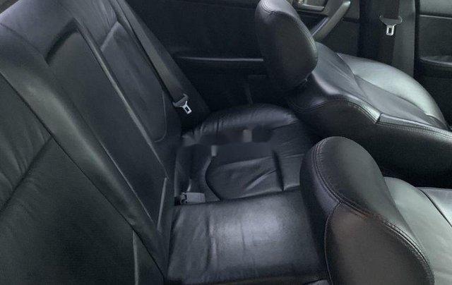 Xe Kia Forte đời 2009, màu bạc, nhập khẩu giá cạnh tranh10
