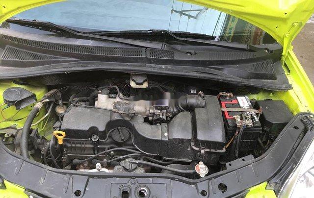 Cần bán gấp Kia Morning đời 2011, màu xanh lục, nhập khẩu 10