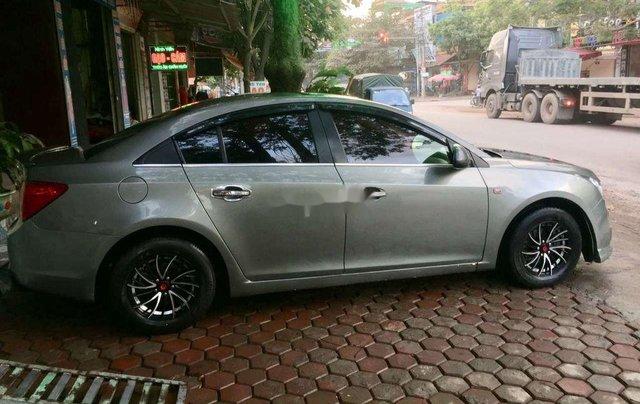 Bán Chevrolet Lacetti năm sản xuất 2011, màu bạc, nhập khẩu nguyên chiếc 0