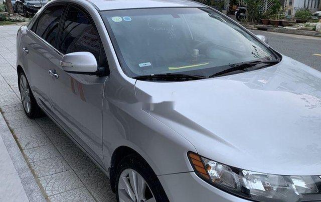 Xe Kia Forte đời 2009, màu bạc, nhập khẩu giá cạnh tranh5