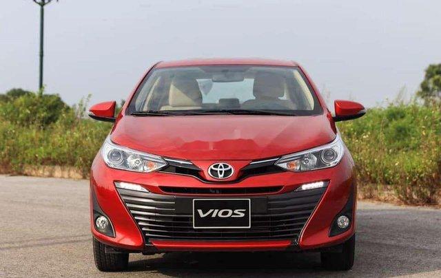 Bán ô tô Toyota Vios CVT năm sản xuất 2020, giá tốt0