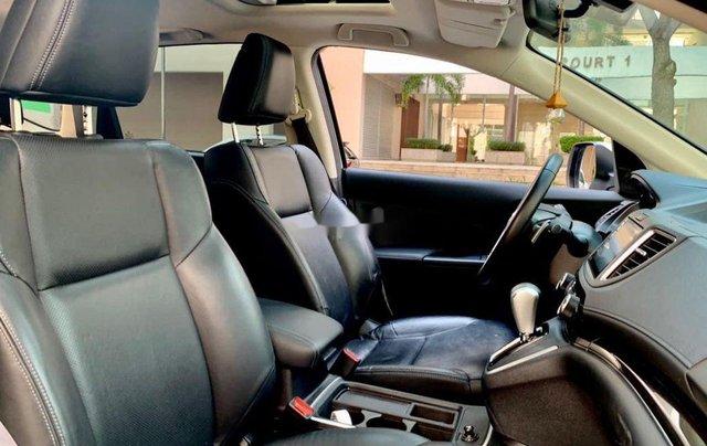 Cần bán gấp Honda CR V sản xuất 2017, màu trắng chính chủ4