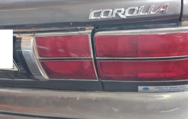 Bán xe Toyota Corolla 1990, nhập khẩu Nhật Bản, kim phun điện tử, trợ lực4