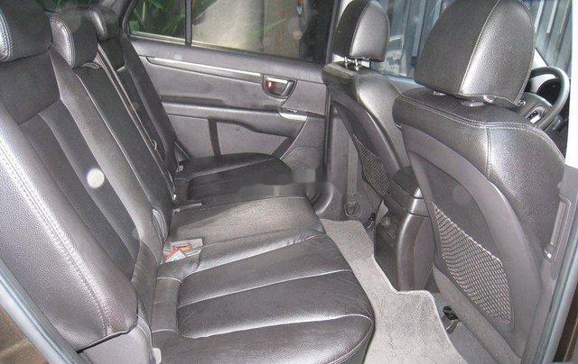Bán Hyundai Santa Fe đời 2012, màu nâu, nhập khẩu chính chủ, 577 triệu8