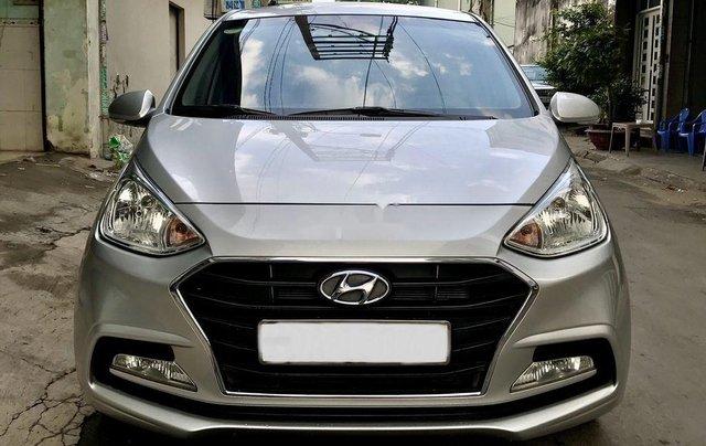 Bán Hyundai Grand i10 sản xuất 2017, xe chính chủ0