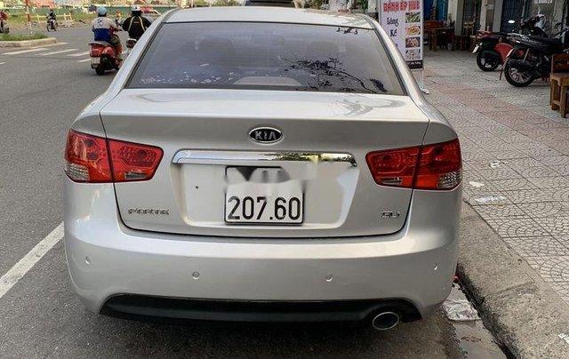 Xe Kia Forte đời 2009, màu bạc, nhập khẩu giá cạnh tranh3