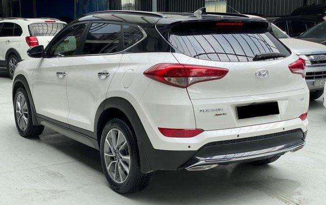 Cần bán xe Hyundai Tucson năm sản xuất 2018, màu trắng còn mới, 845 triệu2