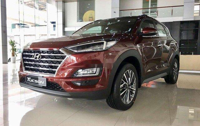 Bán xe Hyundai Tucson năm 2020, giao nhanh0
