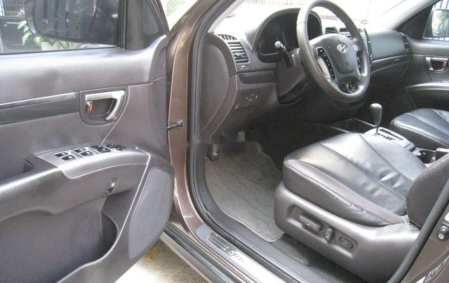 Bán Hyundai Santa Fe đời 2012, màu nâu, nhập khẩu chính chủ, 577 triệu5