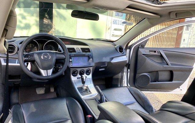 Xe Mazda 3 năm sản xuất 2009, xe nhập còn mới, giá tốt11