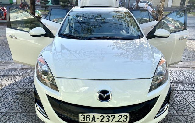 Xe Mazda 3 năm sản xuất 2009, xe nhập còn mới, giá tốt0