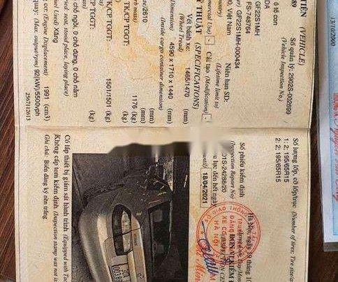 Cần bán lại xe Mazda 626 sản xuất 2000, xe còn đẹp7