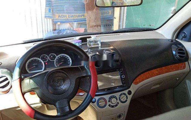 Cần bán xe Daewoo Gentra đời 2007, màu đen11