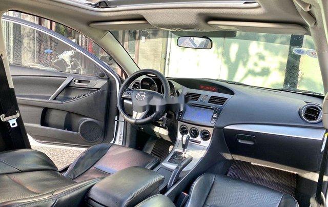 Xe Mazda 3 năm sản xuất 2009, xe nhập còn mới, giá tốt7