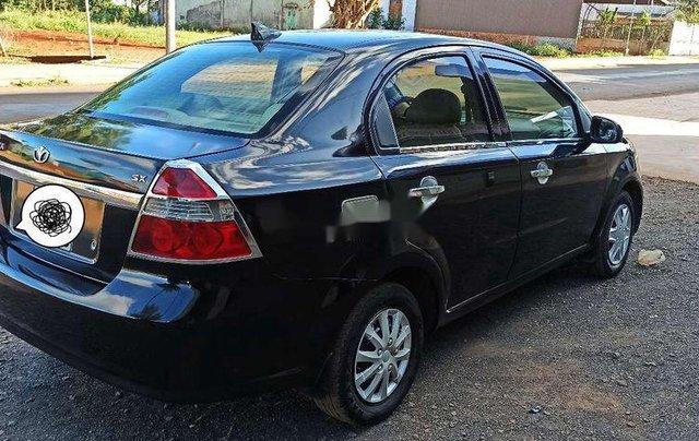Cần bán xe Daewoo Gentra đời 2007, màu đen0