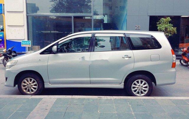 Bán Toyota Innova sản xuất 2013, xe chính chủ giá ưu đãi2