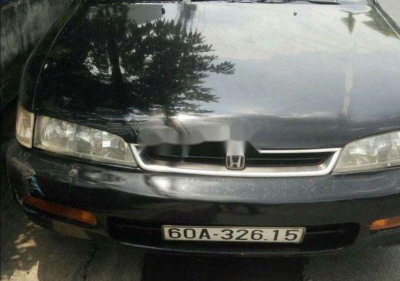 Cần bán xe Honda Accord đời 1997, màu đen, xe nhập chính chủ 0