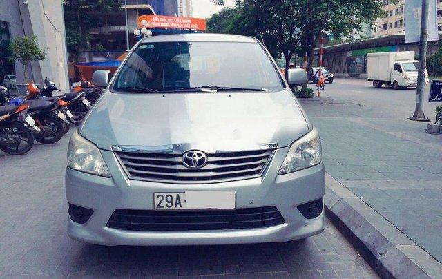 Bán Toyota Innova sản xuất 2013, xe chính chủ giá ưu đãi1