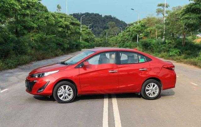 Bán ô tô Toyota Vios CVT năm sản xuất 2020, giá tốt2